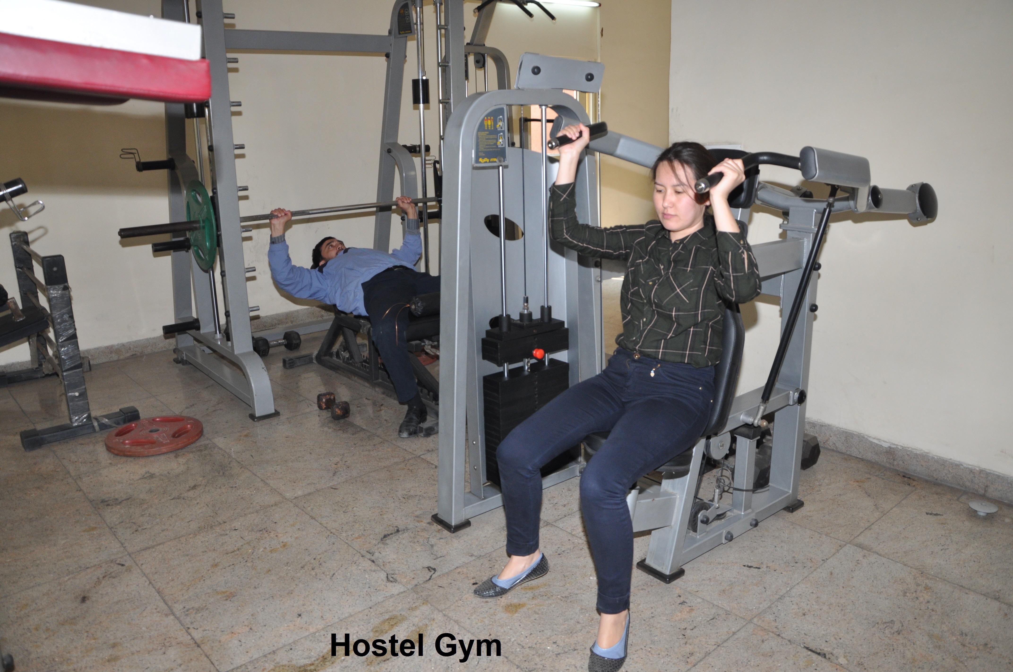 Hostel Gym