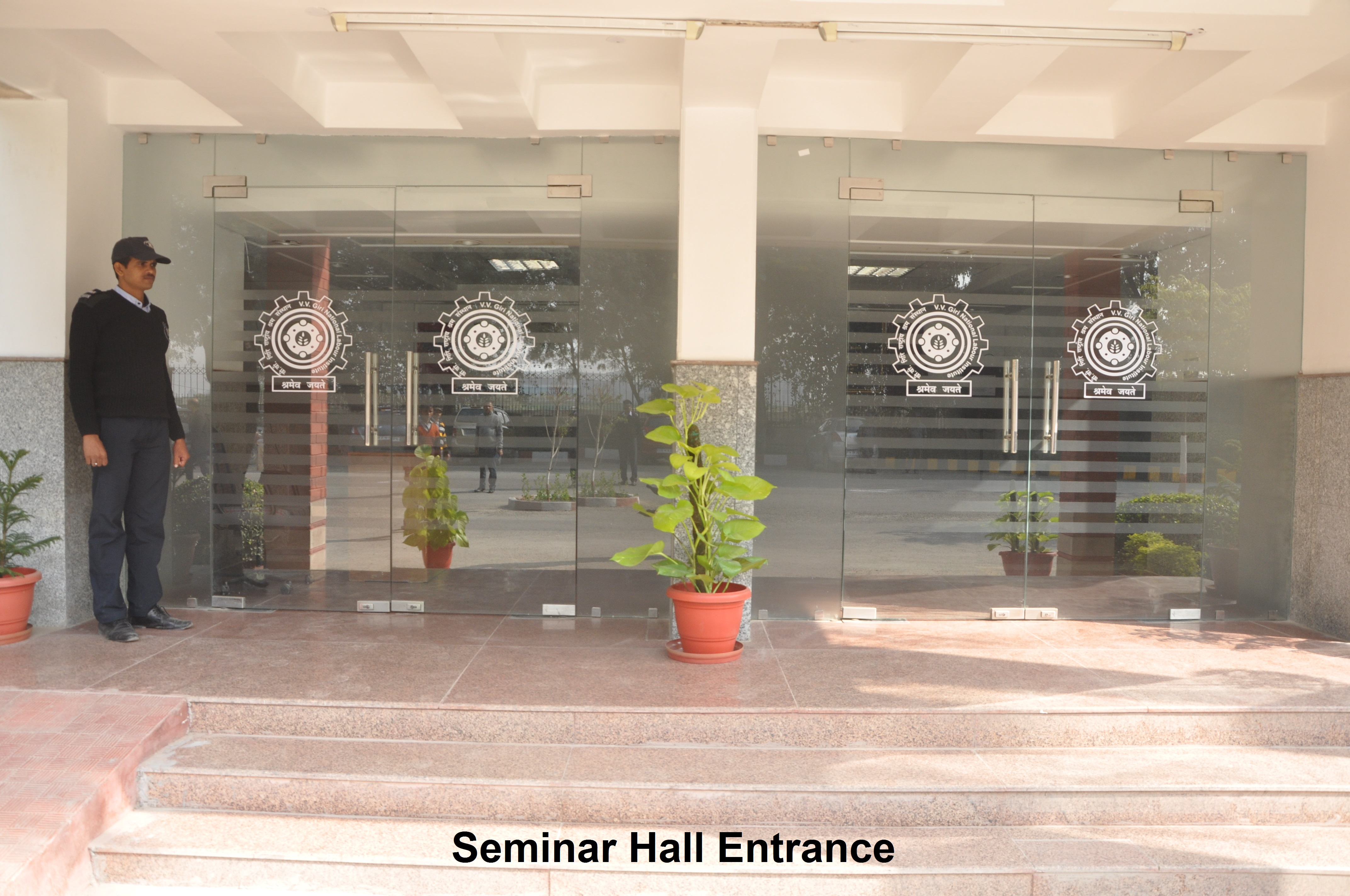 Seminar Entrance Hall