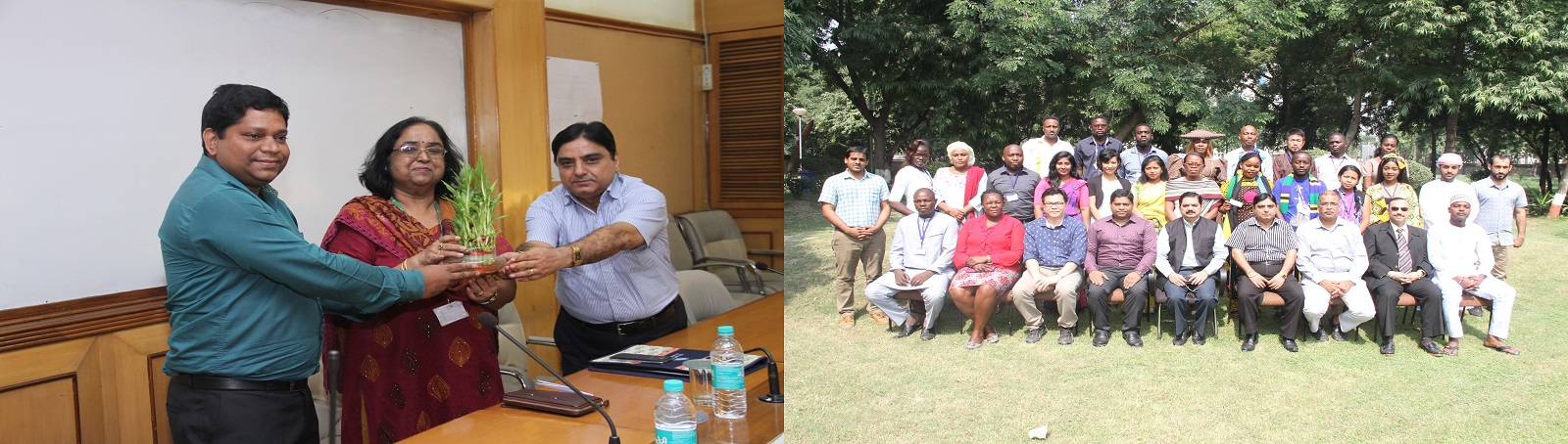 VVGNLI organised an International Training Programme on