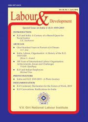 Labour & Development June 2019