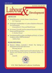 Labour & Development Dec 2012