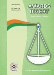 Awards Digest July-Oct 2012