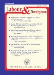 Labour & Development June 2011