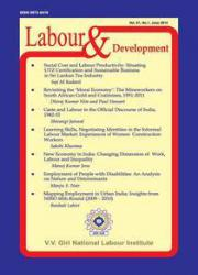 Labour & Development June 2014